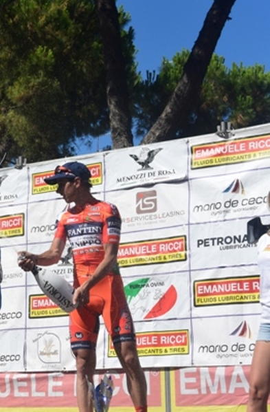 Marco Canola, 3^ classificato (Foto Trovati)