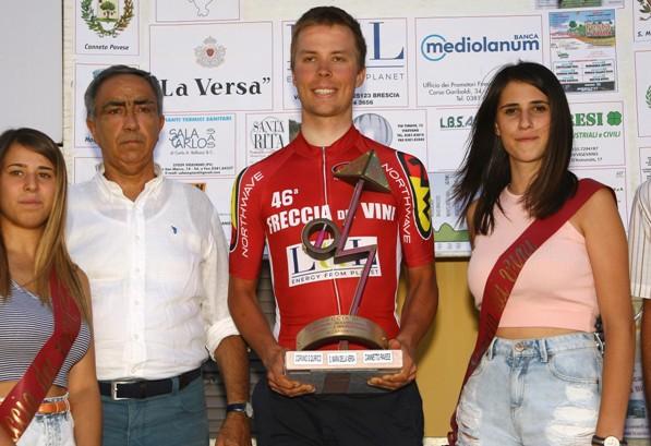 Premiazione Rumsas (Foto Berry)