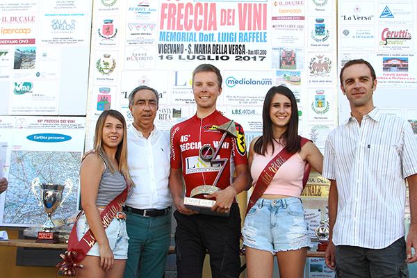 La premiazione di Rumsas (Foto Kia)