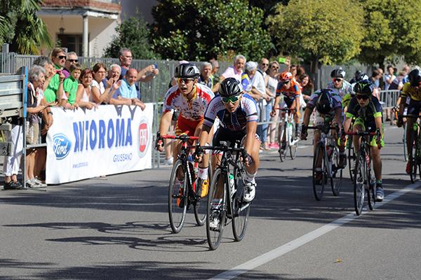 Federico Lazzarin secondo posto a Birone di Giussano (Foto Kia)