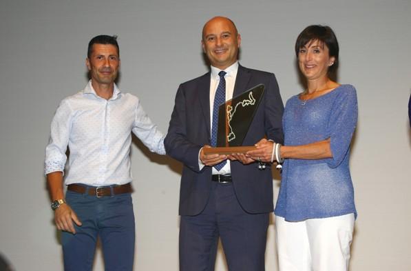 Premiazione funzionario BPM (Foto Berry)