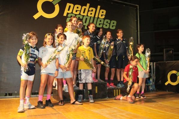 Foto di gruppo Giovanissime ad Acqui Terme (Photocesare)