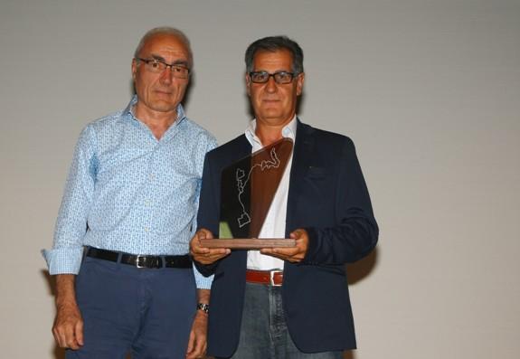 Premiazione Crisafulli (Foto Berry)