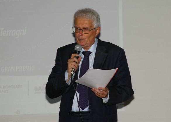 Silvano Lissoni, Presidente Sporting Club Lissone (Foto Berry)