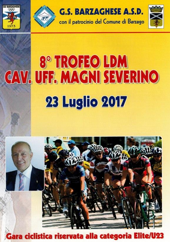 23.07.2017 - Locandina Elite Barzago
