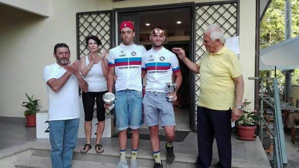 Michael Capati e Luca Quattrini neo campioni regionali Elite-U23 su strada Lazio