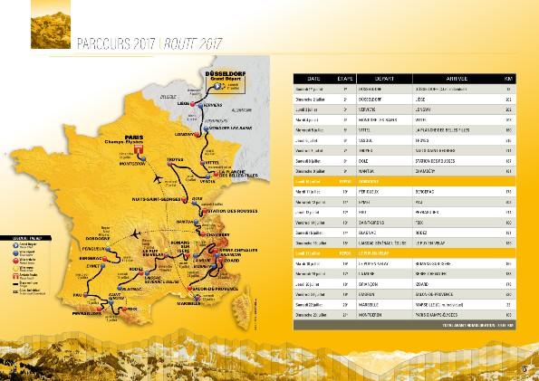 26.01.2017 - LOCANDINA 104^ TOUR DE FRANCE  2