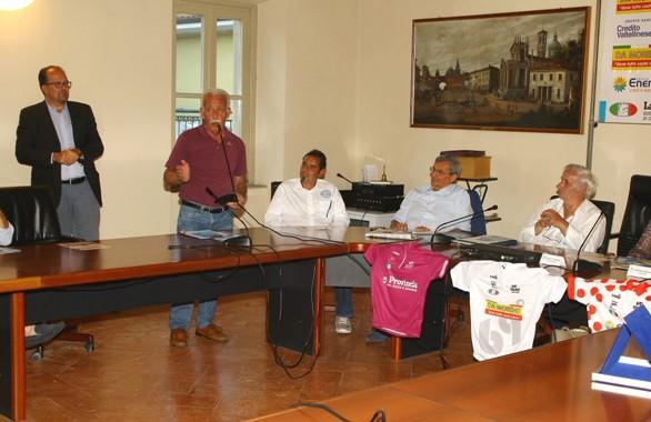 Intervento Presidente SC Marianese (Foto Berry)