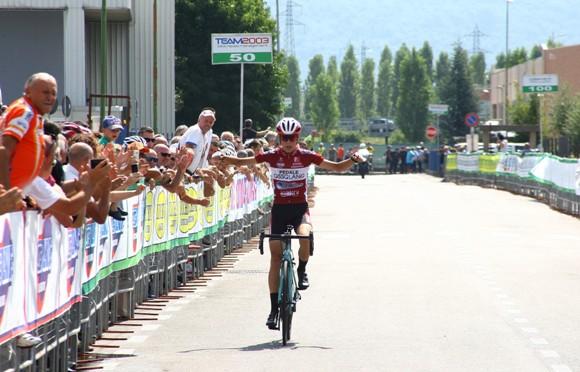 Nicholas Dresti vince GP LVF