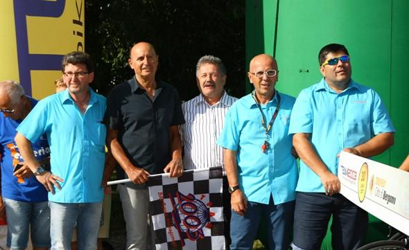 Organizzatori e Dirigenti FCI (Foto Berry)