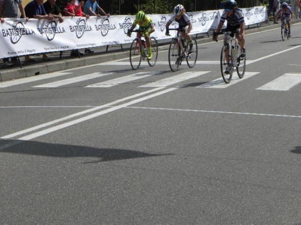 G4 la vittoria di Giuseppe Bungaro (Foto Nastasi)
