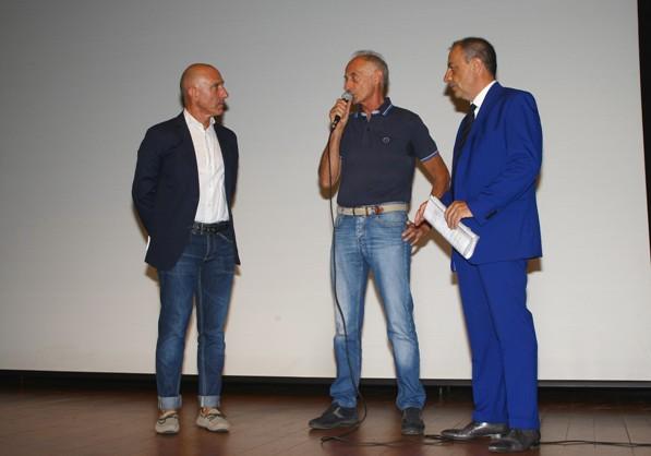 Intervento Rivolta con Marco Saligari (Foto Berry)