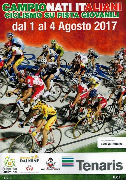 01.08.2017 - LOCANDINA CAMPIONATI