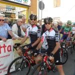 Attenti a questi due...Gabriele Campello (Tecnico) e Samuele Oliveto (Corridore) (Foto di Nastasi)