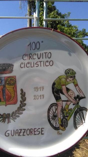 05.08.17 - PIATTO 100^ CIRCUITO GUAZZORA