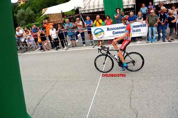 Plebani vince il GP De Filippis - (cyclo@system)