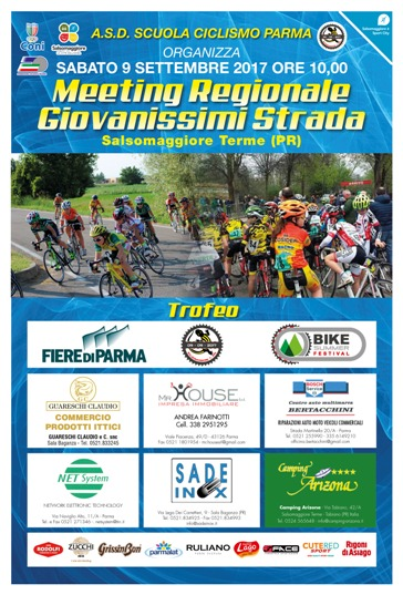 09.09.2017 - Meeting Regionale Giovanissimi 2017