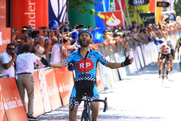 Rui Sousa vince a Fave (Jean Claude Faucher)