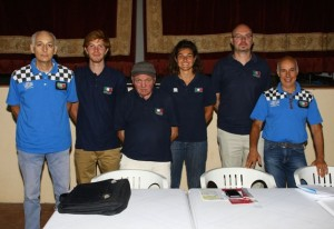 Giuria FCI con Direttori di Corsa a Casalnoceto (Berry)
