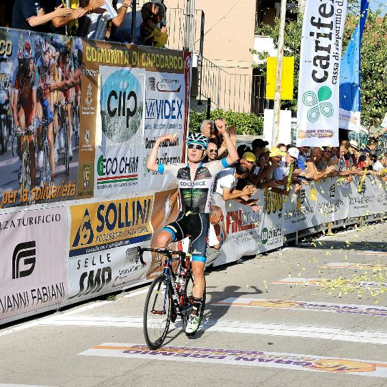 Padun vince a Capodarco