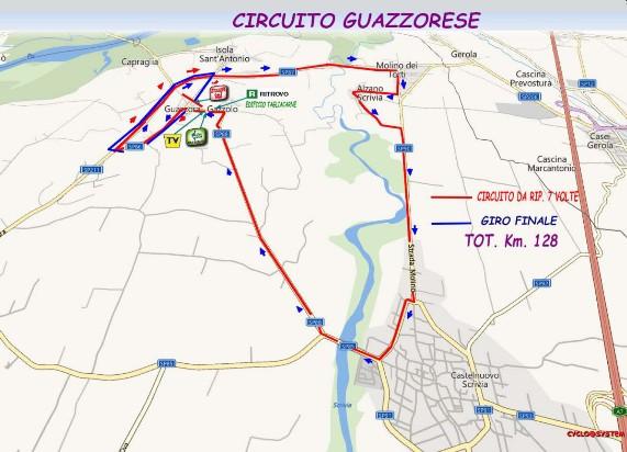 19.08.2017 - 100^ CIRCUITO GUAZZORESE