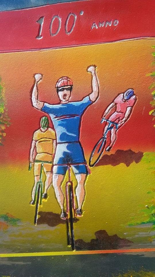 19.08.2017 - Ciclisti del 100^