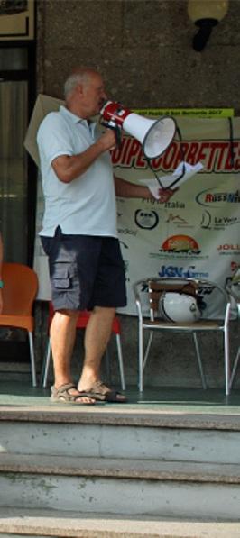 Presidente Enrico Sangalli