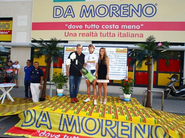 Andrea Piccolo con Claudio Aldegheri (Berry)