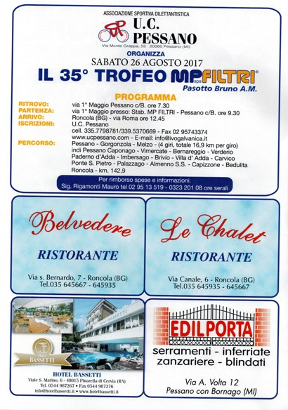 21.08.2017 - Locandina-2 Pessano Roncola