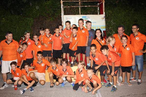 Alma Juventus Fano squadra vincitrice classifica a punti