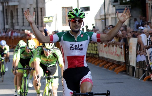 Gianluca Milani Tricolore d'Italia categoria Elite (photobicicailotto)
