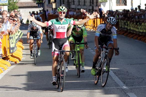 Gianluca Milani vince a Sommacampagna (Photobicicailotto)