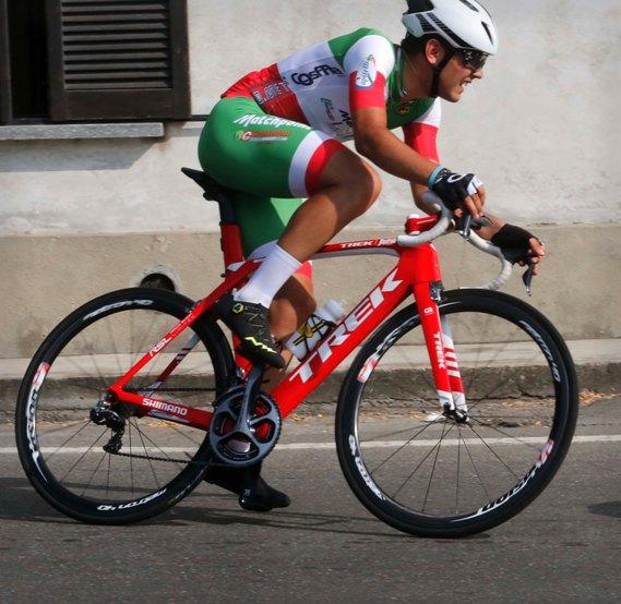 Matteo Moschetti, Tricolore d'Italia U23 (Foto Pisoni)