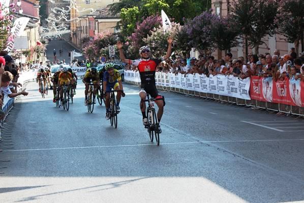 Pesenti vince a Longiano il 30.07.2017