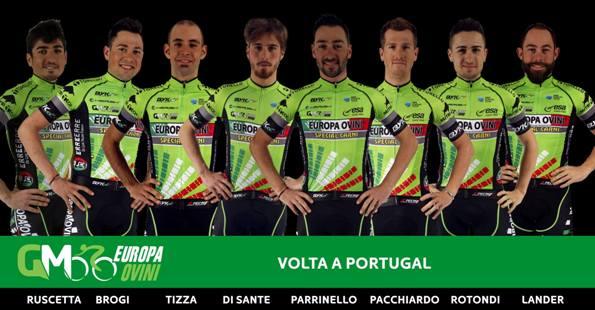Squadra per la Volta a Portugal
