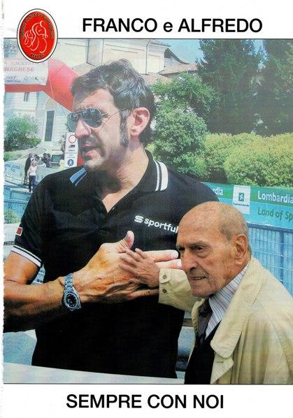 31.8.17 - FRANCO E ALFREDO SEMPRE CON NOI