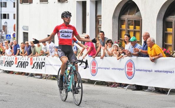 Filippo Zana vince ad Enego