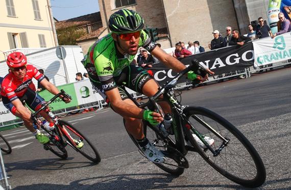 Marco Tizza oggi 3^ classificato Volta a Portugal (Bettiniphoto)