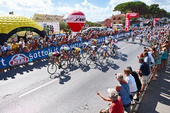 Lorenzo Giopp vince 1^ tappa Lunigiana