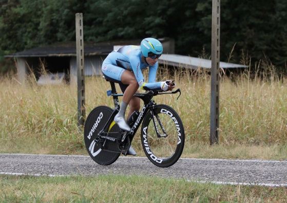 Olena Pavlukhina, Donna Elite (Astana Womens Team) - (Photobicicailotto)