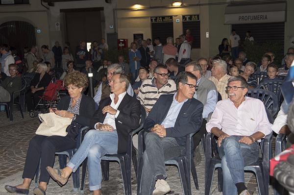 In prima fila, Rosella Bonfanti, Fabio Perego, Gianantonio Crisafulli e Alessandro Bonacina (Foto Kia)