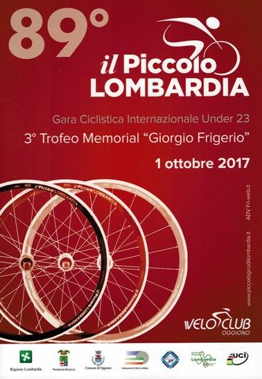10.09.2017 - LOCANDINA 89^ IL PICCOLO LOMBARDIA