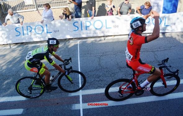 Federico Arioli a Sommariva Perno (Cyclo@system)