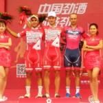 Benfatto 2^ Vittoria al Tour Of China-2