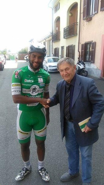 Galdoune e Vito Bernardi (Foto Pisoni)