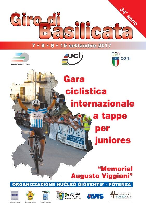 Giro di Basilicata 2017 locandina