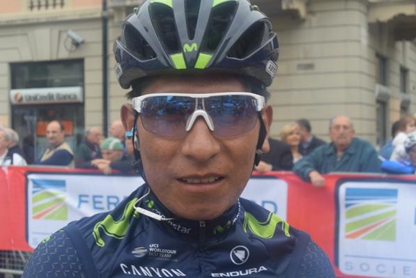 Nairo Quintana (Foto Trovati)