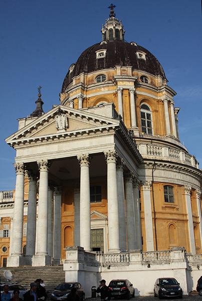 La Basilica di Superga (Foto Kia Castelli)