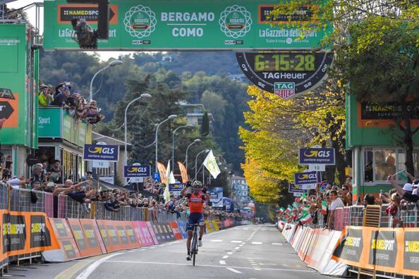 Il Lombardia 2017 - Bergamo - Como - 247 km
