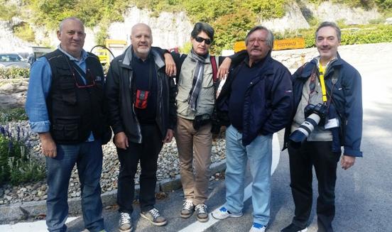 08.10.2017 - da sinistra, Mambretti, Giuliano Vigano^, Pisoni